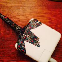 Charger with Duct Tape