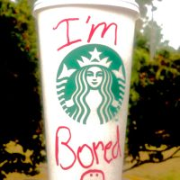 Starbucks (I'm Bored)